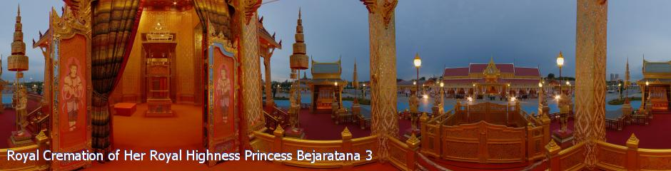 Royal Cremation of Her Royal Highness Princess Bejaratana 3