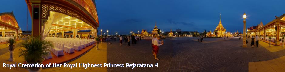 Royal Cremation of Her Royal Highness Princess Bejaratana 4