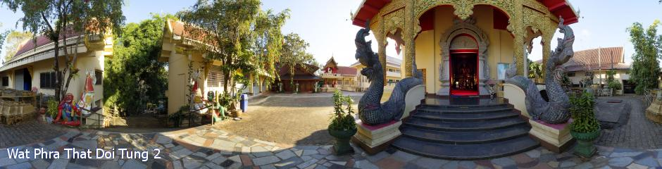Wat Phra That Doi Tung 2