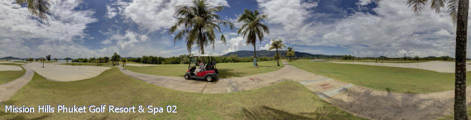 Mission Hills Phuket Golf Resort & Spa 02