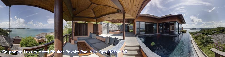 Sri panwa Luxury Hotel Phuket Private Pool Villa Spa Resort 03