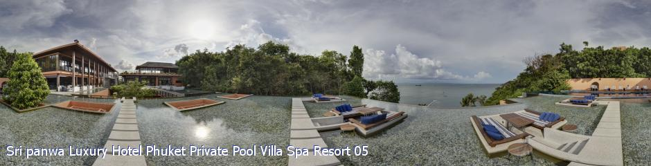 Sri panwa Luxury Hotel Phuket Private Pool Villa Spa Resort 05